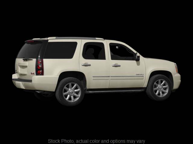 Used 2013  GMC Yukon 4d SUV 4WD Denali at The Gilstrap Family Dealerships near Easley, SC