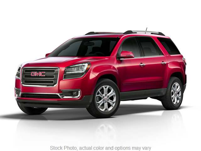 2014 GMC Acadia 4d SUV AWD SLT-1 at Bobb Suzuki near Columbus, OH