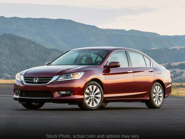 2014 Honda Accord Sedan 4d EX CVT at Bobb Suzuki near Columbus, OH