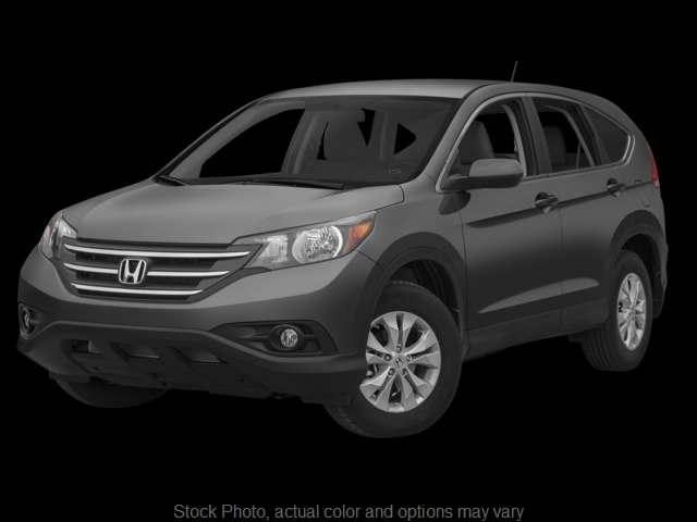 Used 2013  Honda CR-V 4d SUV AWD EX-L at Shields Auto Group near Rantoul, IL