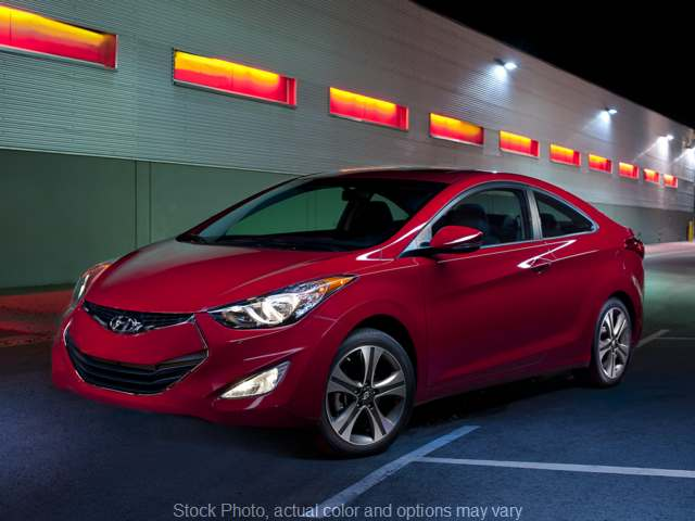Used 2013 Hyundai Elantra Coupe 2d Coupe GS Auto at Atlas Automotive near Mesa, AZ