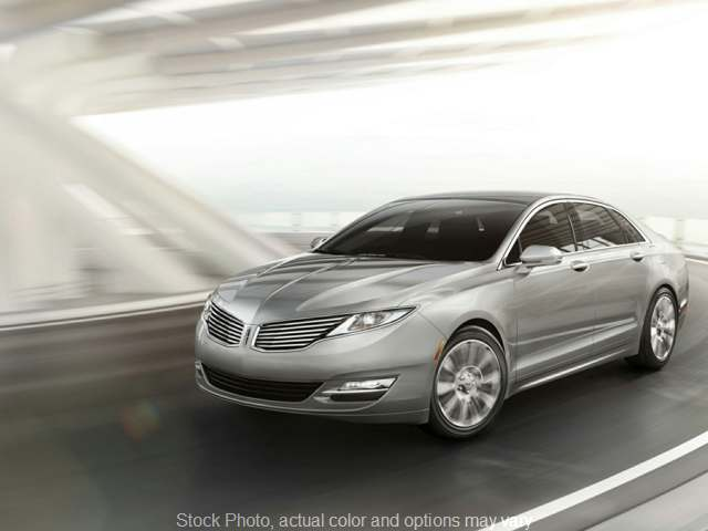 Used 2014 Lincoln MKZ 4d Sedan FWD V6 at Metro Auto Sales near Philadelphia, PA