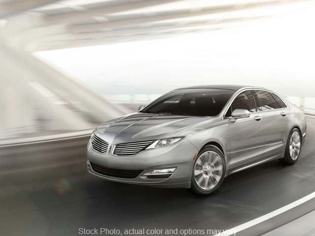 2014 Lincoln MKZ 4d Sedan FWD V6 at Metro Auto Sales near Philadelphia, PA