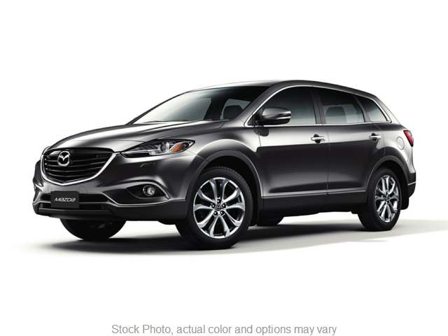 Used 2015  Mazda CX-9 4d SUV AWD Sport at Bill Fitts Auto Sales near Little Rock, AR