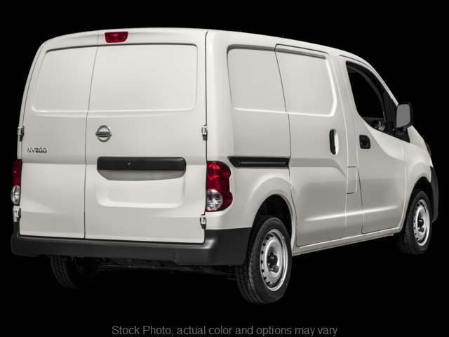 Used 2014  Nissan NV 200 Cargo Van 3d Van S at Graham Auto Group near Mansfield, OH