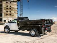 New 2018  Ram 4500 Cab-Chassis 4WD Reg Cab Tradesman 168