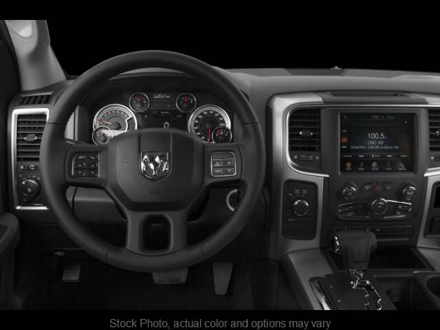 Used 2015  Ram 1500 4WD Quad Cab SLT at The Gilstrap Family Dealerships near Easley, SC
