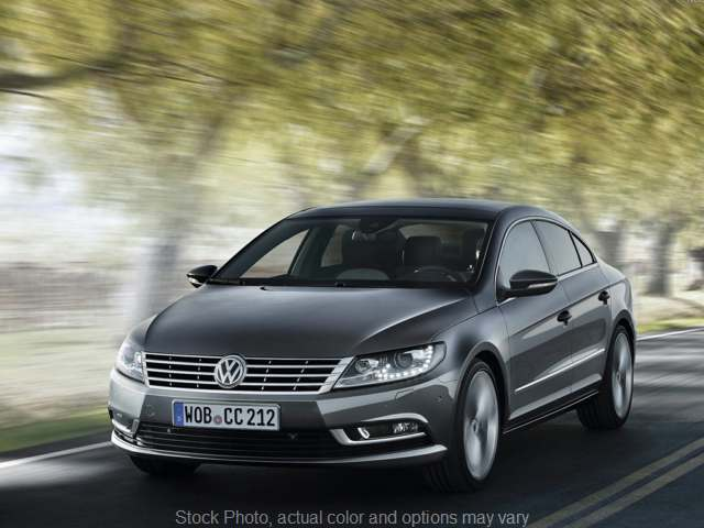 2014 Volkswagen CC 4d Sedan Sport Auto at Frank Leta Automotive Outlet near Bridgeton, MO