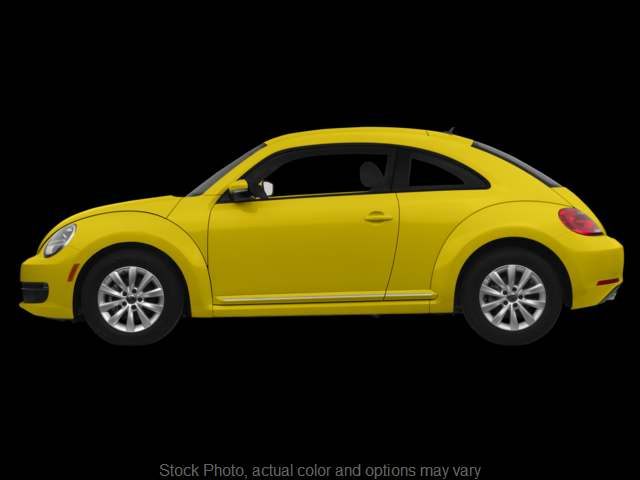 Used 2013  Volkswagen Beetle TDI 2d Coupe 2.0L Sunrf/Sound/Nav Auto at The Gilstrap Family Dealerships near Easley, SC