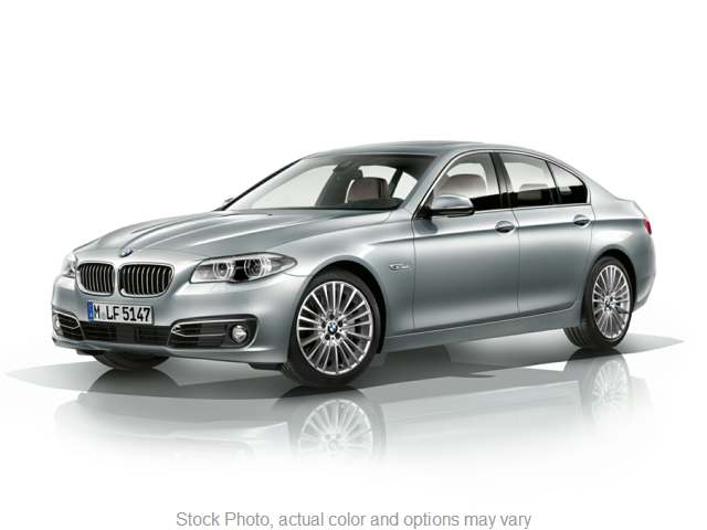 Used 2014  BMW 5 Series 4d Sedan 528i at LaGrange Mitsubishi near LaGrange, GA