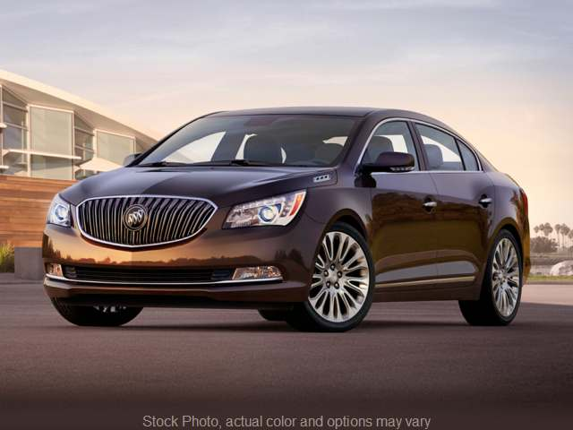 Used 2014 Buick LaCrosse 4d Sedan FWD Premium 2 at Metro Auto Sales near Philadelphia, PA