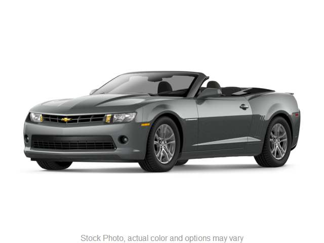 Used 2014  Chevrolet Camaro 2d Convertible LT2 at City Wide Auto Credit near Oregon, OH