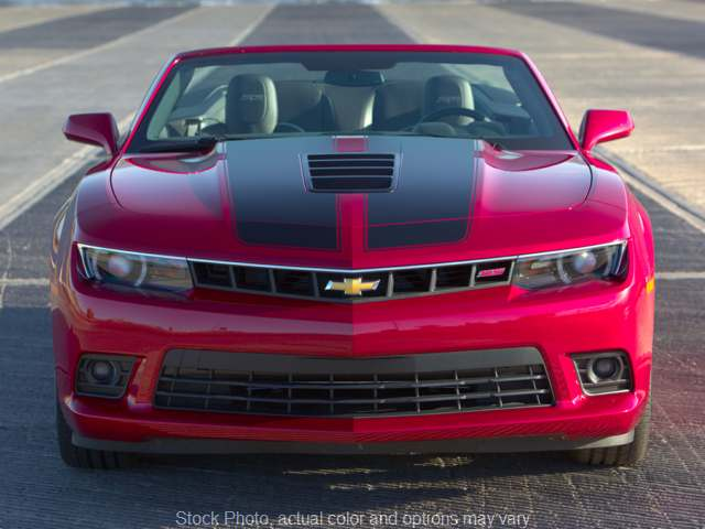 Used 2014  Chevrolet Camaro 2d Convertible SS2 at The Gilstrap Family Dealerships near Easley, SC
