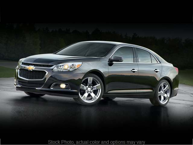 2015 Chevrolet Malibu 4d Sedan LT w/2LT at Carmack Car Capitol near Danville, IL
