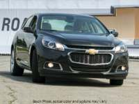 Used 2015  Chevrolet Malibu 4d Sedan LT w/1LT at Carriker Auto Outlet near Knoxville, IA