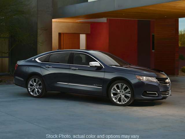 Used 2017  Chevrolet Impala 4d Sedan LT V6 at Oxendale Auto Outlet near Winslow, AZ