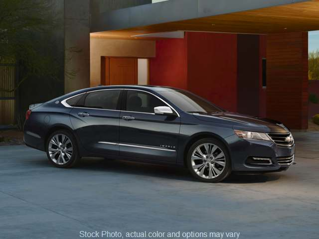 Used 2017 Chevrolet Impala 4d Sedan LT at C&H Auto Sales near Troy, AL