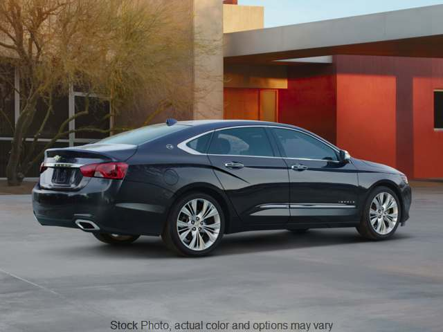 New 2019  Chevrolet Impala 4d Sedan LT w/1LT V6 at Sharpnack Auto Credit near Willard, OH