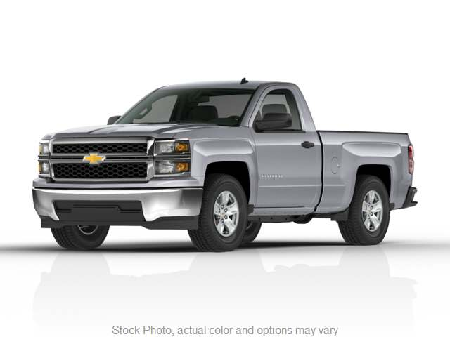 2015 Chevrolet Silverado 1500 2WD Reg Cab LT at The Gilstrap Family Dealerships near Easley, SC
