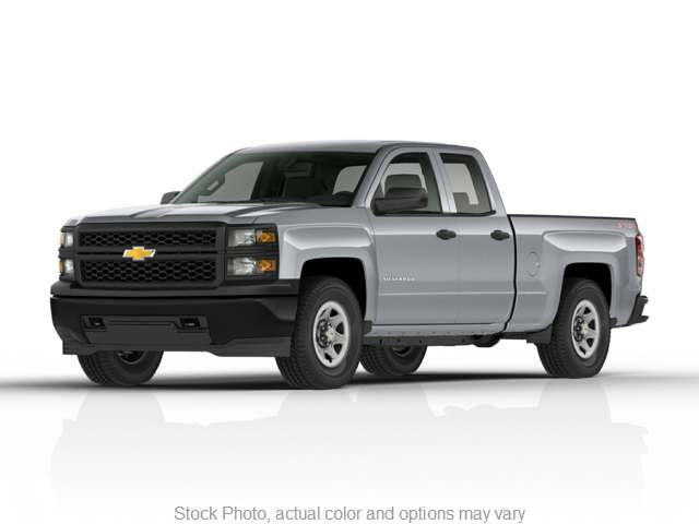 2015 Chevrolet Silverado 1500 4WD Double Cab LT Z71 at Butler Preowned Auto Sales near Butler, PA