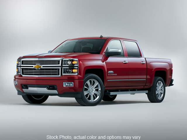 Used 2014  Chevrolet Silverado 1500 4WD Crew Cab High Country Longbed at Good Wheels near Ellwood City, PA