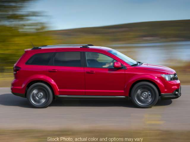 Used 2018  Dodge Journey 4d SUV FWD Crossroad V6 at The Gilstrap Family Dealerships near Easley, SC