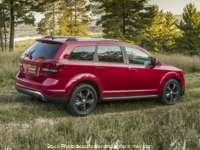New 2018  Dodge Journey 4d SUV FWD Crossroad at Edd Kirby's Adventure near Dalton, GA