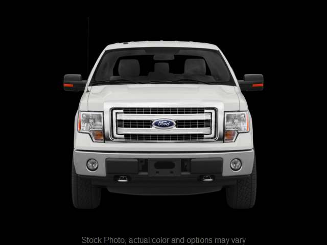 Used 2014  Ford F150 4WD Supercab XLT at Mike Burkart Ford near Plymouth, WI