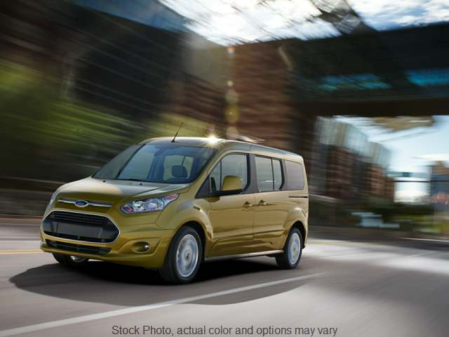 Used 2016  Ford Transit Connect Ext Wagon Titanium w/Rear Liftgate at The Gilstrap Family Dealerships near Easley, SC