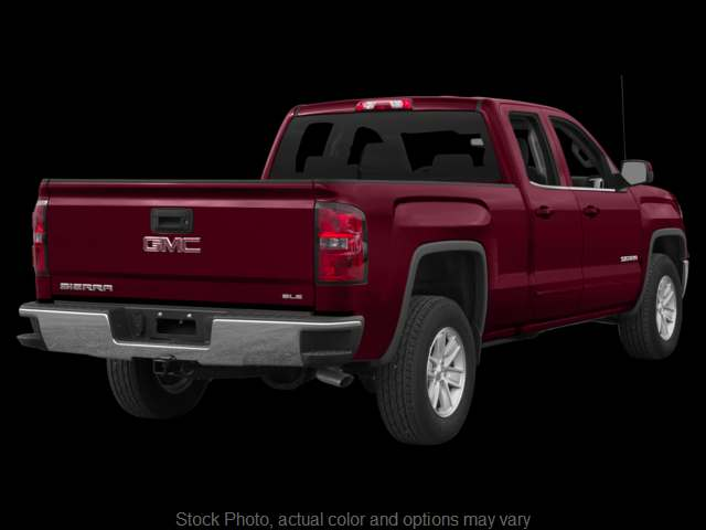 Used 2014  GMC Sierra 1500 4WD Double Cab SLE Value Ed at Shields Auto Group near Rantoul, IL