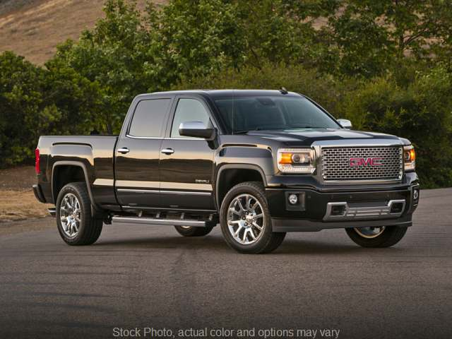 Used 2015  GMC Sierra 1500 4WD Crew Cab Denali at Naples Auto Sales near Vernal, UT