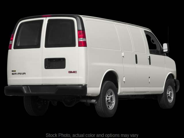 Used 2014  GMC Savana Cargo Van 2500 Van at Bobb Suzuki near Columbus, OH
