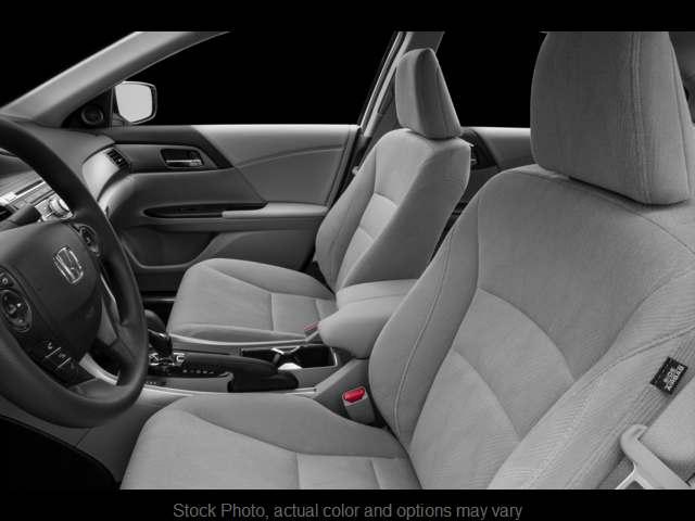 Used 2014  Honda Accord Sedan 4d LX CVT at Nissan of Paris near Paris, TN