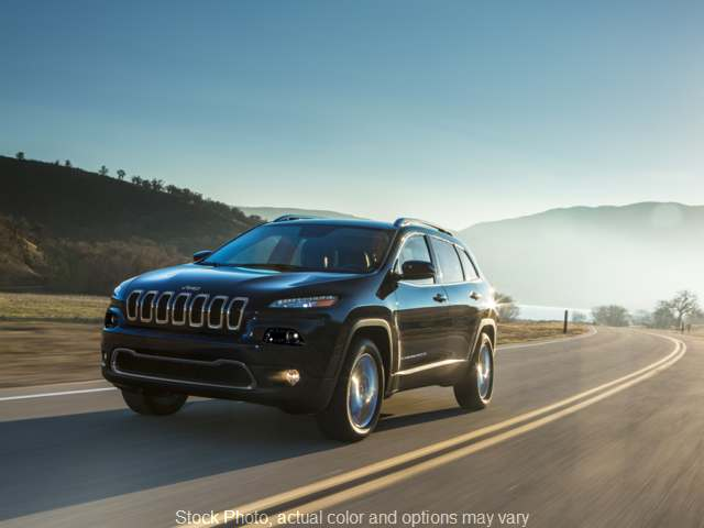 2017 Jeep Cherokee 4d SUV FWD Latitude I4 at Ramsey Motor Company - North Lot near Harrison, AR