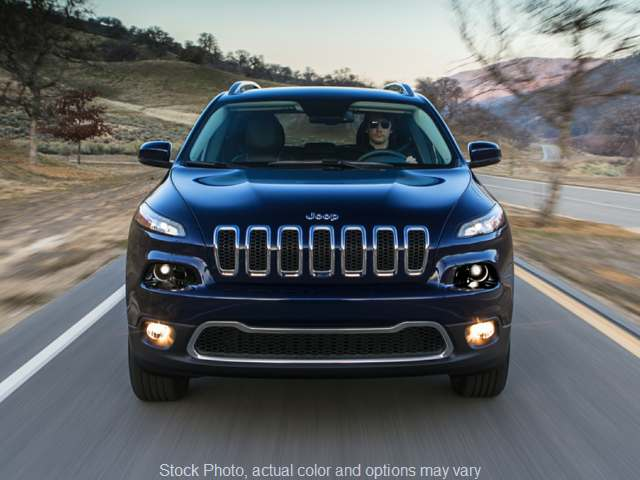 Used 2016  Jeep Cherokee 4d SUV 4WD Limited High Altitude at Carmack Car Capitol near Danville, IL