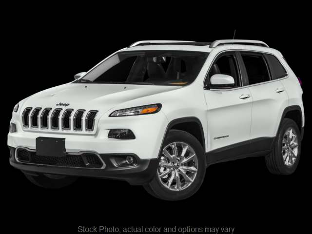 Used 2014  Jeep Cherokee 4d SUV 4WD Limited at Metro Auto Sales near Philadelphia, PA