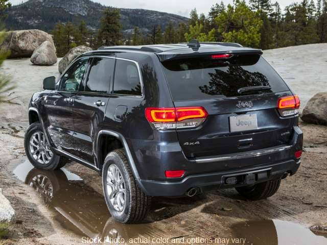 2018 Jeep Grand Cherokee 4d SUV 4WD Laredo at Kama'aina Motors near Hilo, HI