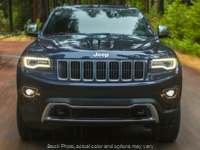 New 2018  Jeep Grand Cherokee 4d SUV 4WD Limited V6 at Kama'aina Motors near Hilo, HI