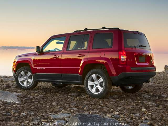 Used 2017  Jeep Patriot 4d SUV 4WD Sport at Premier Auto near Jonesboro, AR