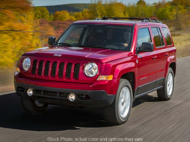 Used 2014  Jeep Patriot 4d SUV 4WD Latitude at Good Wheels near Ellwood City, PA