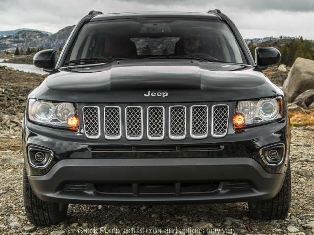 Used 2017  Jeep Compass 4d SUV FWD High Altitude at The Gilstrap Family Dealerships near Easley, SC