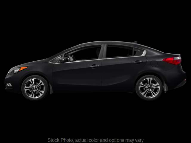 Used 2015  Kia Forte 4d Sedan LX Auto at Action Auto Group near Oxford, MS