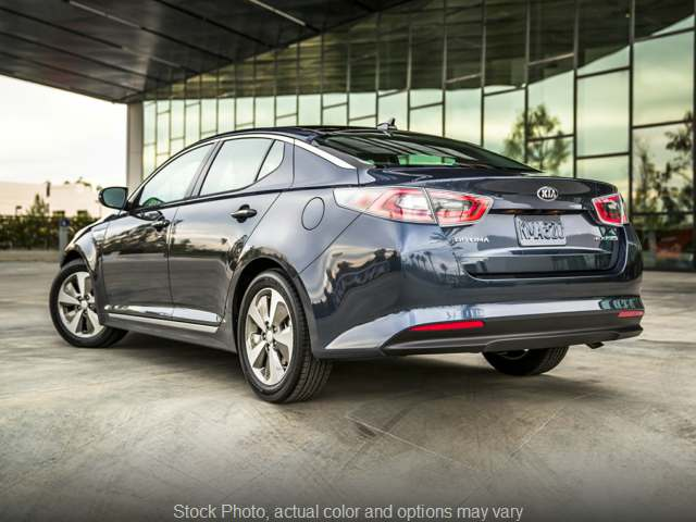 Used 2014  Kia Optima Hybrid 4d Sedan EX at R & R Sales, Inc. near Chico, CA