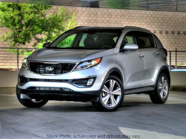 2016 Kia Sportage 4d SUV AWD LX Popular at Edd Kirby's Adventure Mitsubishi near Chattanooga, TN