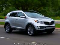 Used 2014  Kia Sportage 4d SUV FWD EX at Oxendale Auto Outlet near Winslow, AZ