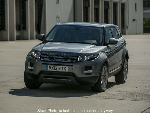 2015 Land Rover Range Rover Evoque 5d SAV Pure Plus at Ted Ciano's Used Cars and Trucks near Pensacola, FL