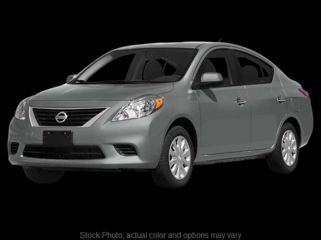 Used 2014  Nissan Versa 4d Sedan SV at VA Cars West Broad, Inc. near Henrico, VA
