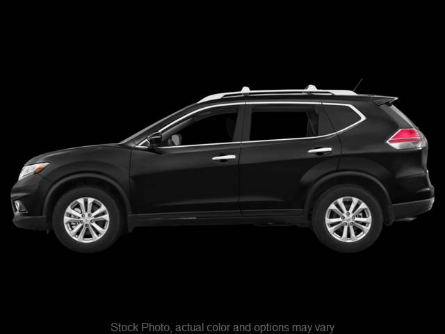 Used 2016  Nissan Rogue 4d SUV FWD S at Nissan of Paris near Paris, TN