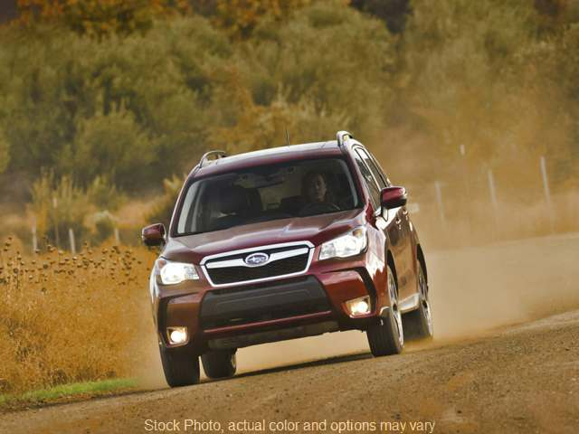2015 Subaru Forester 4d SUV i CVT at CarCo Auto World near South Plainfield, NJ