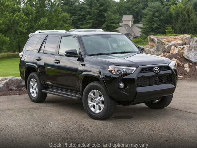Used 2018  Toyota 4Runner 4d SUV 4WD SR5 at Graham Auto Group near Mansfield, OH